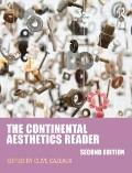 Continental Aesthetics Reader