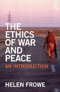 Ethics of War and Peace : An Introduction