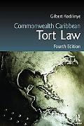 Commonwealth Caribbean Tort Law (Commonwealth Caribbean Law)