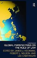 GlobalPerspectives on the Rule of Law (Law, Development and Globalization)