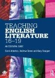 Teaching English Literature 16-19: An essential guide (National Association for the Teaching...