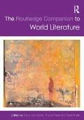 Routledge Companion to World Literature