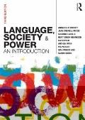 Language Society and Power