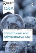 Q and A Constitutional and Administrative Law 2011-2012