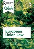 Q and A European Union Law 2011-2012