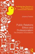Public Relations Ethics and Professionalism : A Jungian Approach