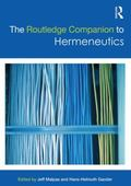 Routledge Companion to Hermeneutics