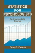 Statistics for Psychologists : An Intermediate Course