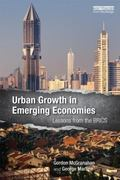 Urban Growth in Emerging Economies : Lessons from the BRICS