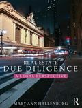 Real Estate Due Diligence : A Legal Perspective