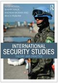 International Security Studies : Theory and Practice