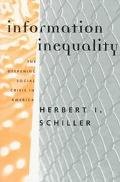 Information Inequality The Deepening Social Crisis in America