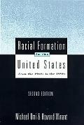 Racial Formation in the United States From the 1960s to the 1990s