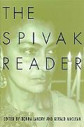 Spivak Reader Selected Works of Gayatri Chakravorty Spivak
