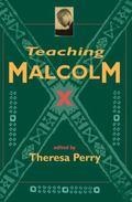 Teaching Malcolm X