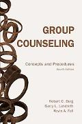Group Counseling Concepts And Procedures
