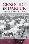 Genocide in Darfur Investigating the Atrocities in the Sudan
