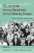 Suicide Among Racial And Ethnic Groups