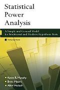 Statistical Power Analysis: A Simple and General Model for Traditional and Modern Hypothesis...