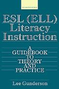 ESL Literacy Instruction