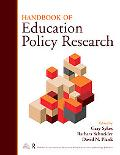 Handbook on Education Policy Research
