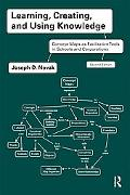Learning, Creating, and Using Knowledge: Concept Maps as Facilitative Tools in Schools and C...