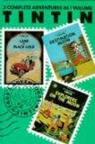 Tintin 3 Adventures Vol. 5 (Tintin three-in-one volumes)(v. 5)