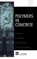 Polymers in Concrete