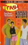 Truth or Scare (Trash Series #6) - Cherie Bennett - Mass Market Paperback