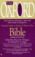 Oxford Essential Guide to People & Places of the Bible