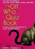 Cat Who... Quiz Book
