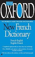 Oxford New French Dictionary French--Eglish, English--French
