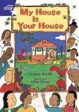 Rigby Star Shared Rec/P1 Fiction: My House is Your House Shared Reading Pack Framework Editi...