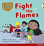 Bug Club Green B Dixie's Pocket Zoo: Fight the Flames 6-pack