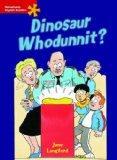 Dinosaur Whodunnit: Elementary Level (Heinemann English Readers)