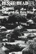 Serowe:village of the Rain Wind