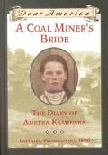 Coal Miner's Bride The Diary of Anetka Kaminska