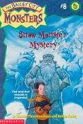 Snow Monster Mystery