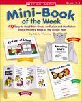 Mini-Book Of The Week