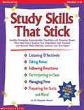 Study Skills That Stick