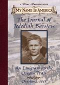 Journal of Jedediah Barstow An Emigrant on the Oregon Trail