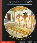Egyptian Tomb (First Discovery Hidden World) - Claude Delafosse - Other Format