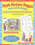 Instant & Interactive Math Picture Pages With Activites