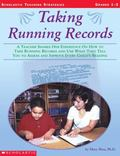 Taking Running Records A Teacher Shares Her Experience on How to Take Running Records and Us...