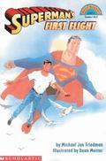 Superman's First Flight (Hello Reader! Series)