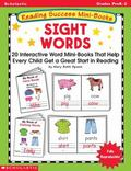 Reading Success Mini-Books: Sight Words (Grades PreK-2)