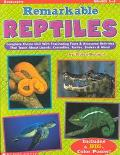 Remarkable Reptiles: Complete Theme Unit with Fascinating Facts and Awesome Activities That ...