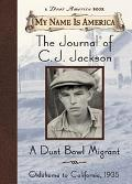 Journal of C. J. Jackson A Dust Bowl Migrant