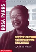 Rosa Parks From the Back of the Bus to the Front of a Movement