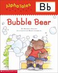 Letter B Bubble Bear